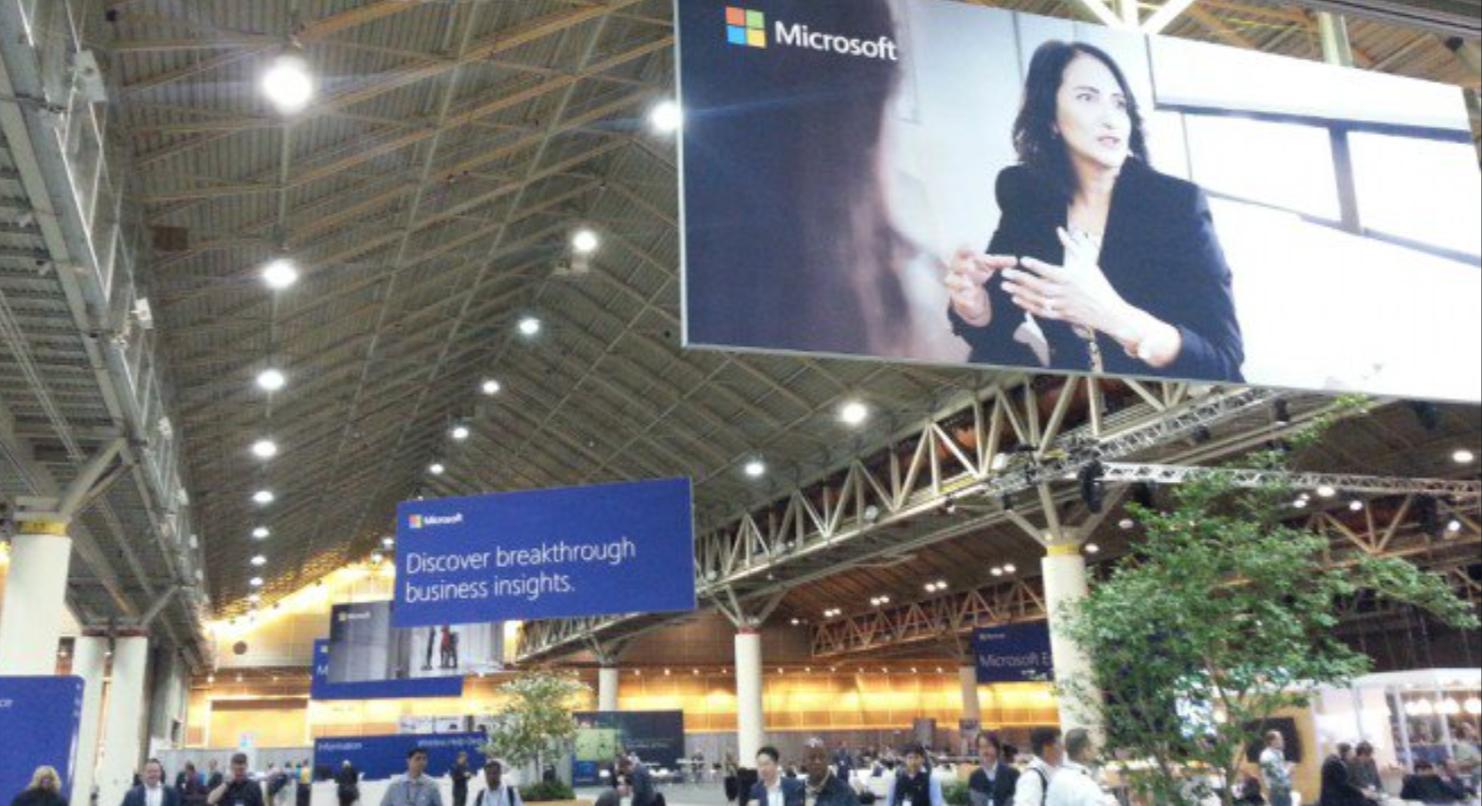 Maggie Hallahan Photography Video (MHPV): Microsoft Envision