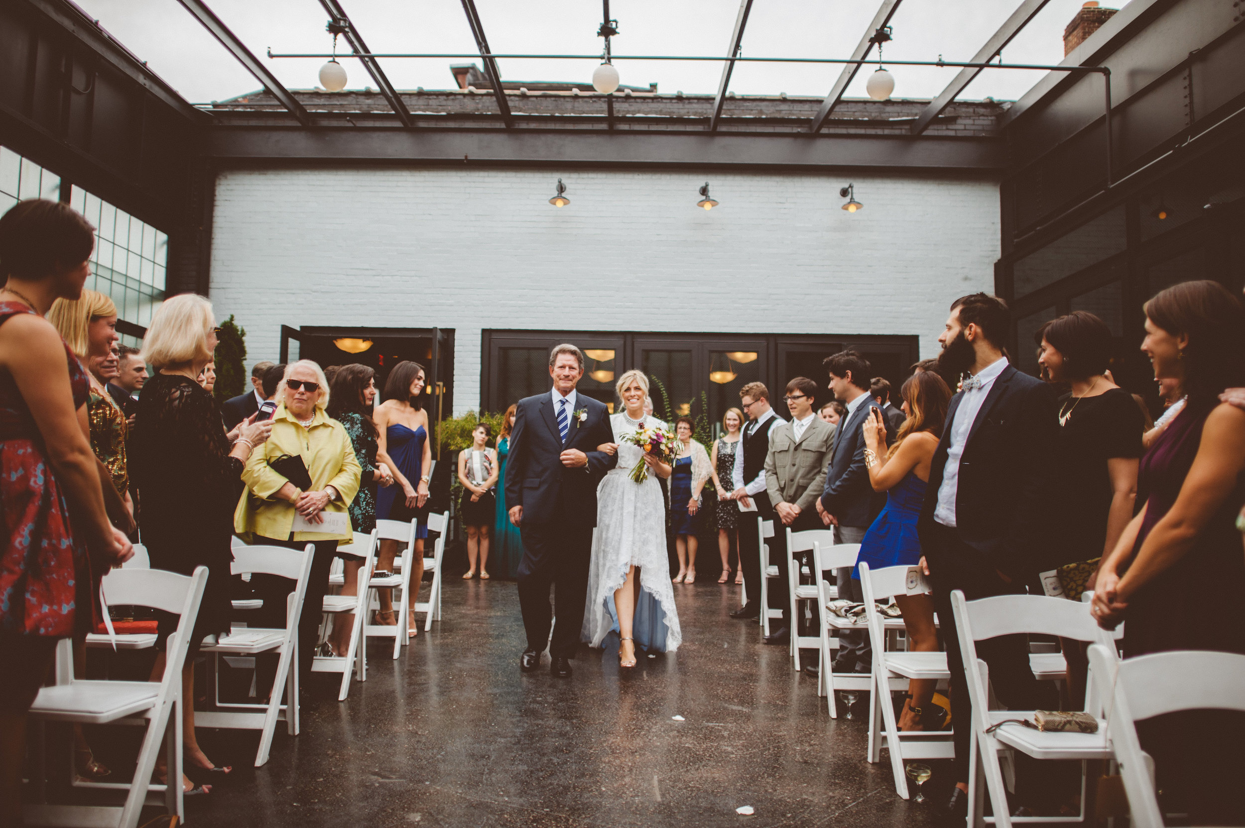 deenie hartzog-mislock wedding day