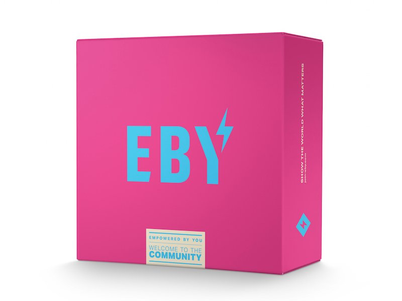 the good things box - A look-good-feel-good subscription.