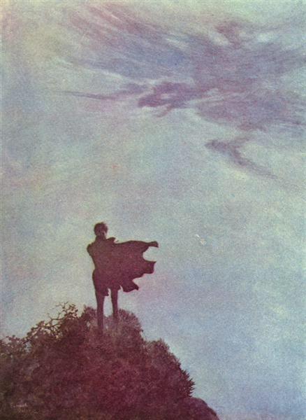 By Edmund Dulac