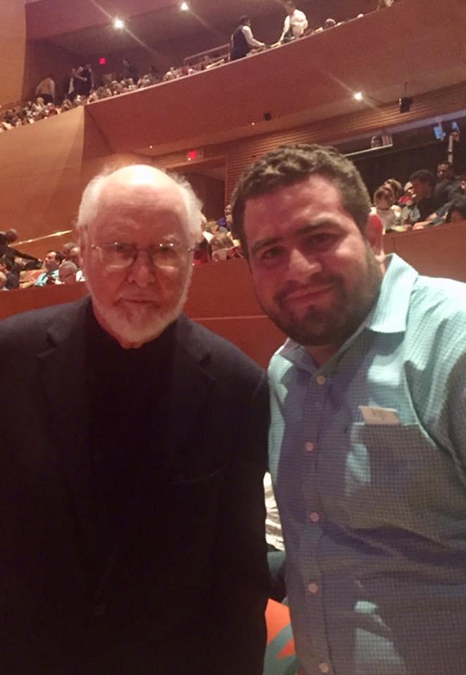 Andres con John Williams.jpg