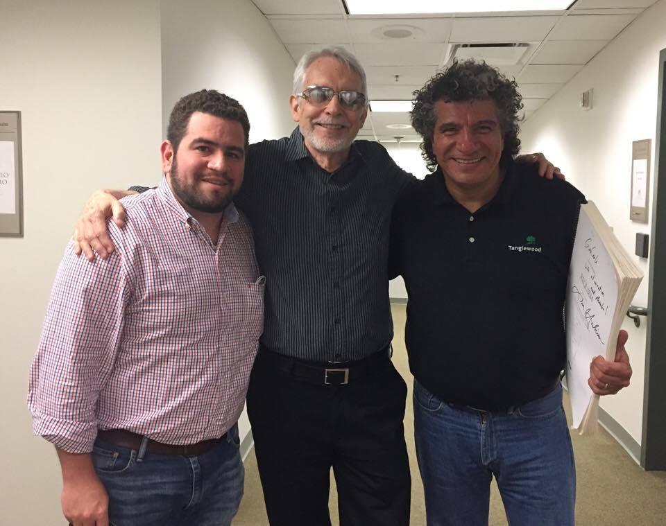 JohnHarbison,GiancarloGuerrero y yo Nashville2017.jpg