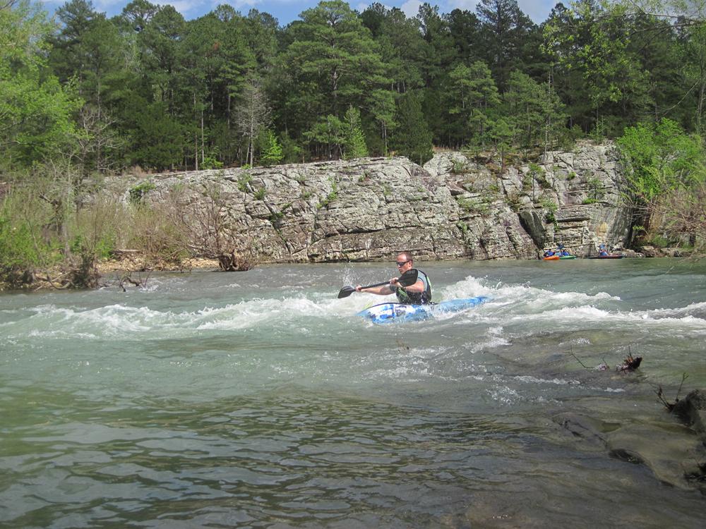 Kayaking the Buffalo National River