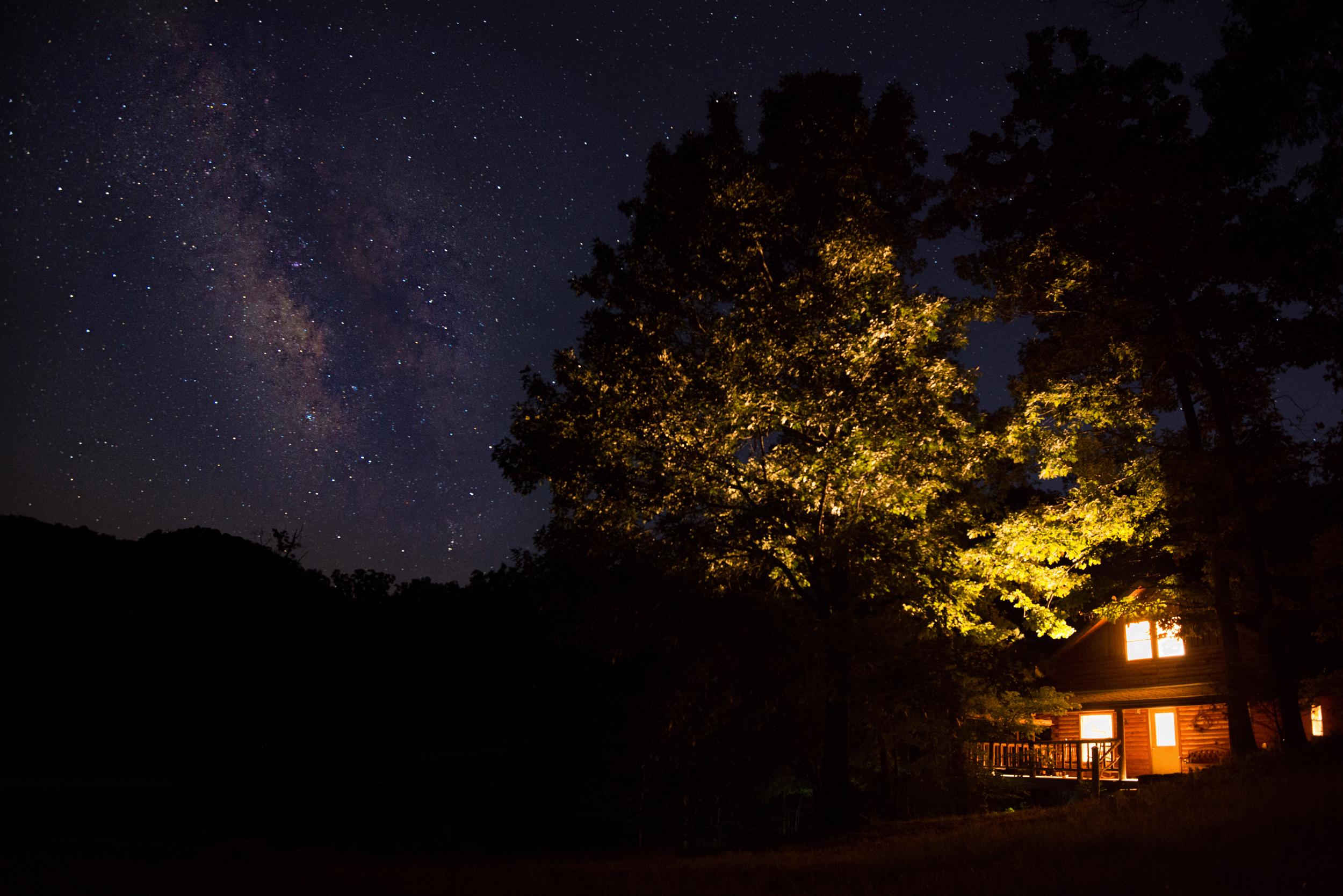 Under the Milky Way