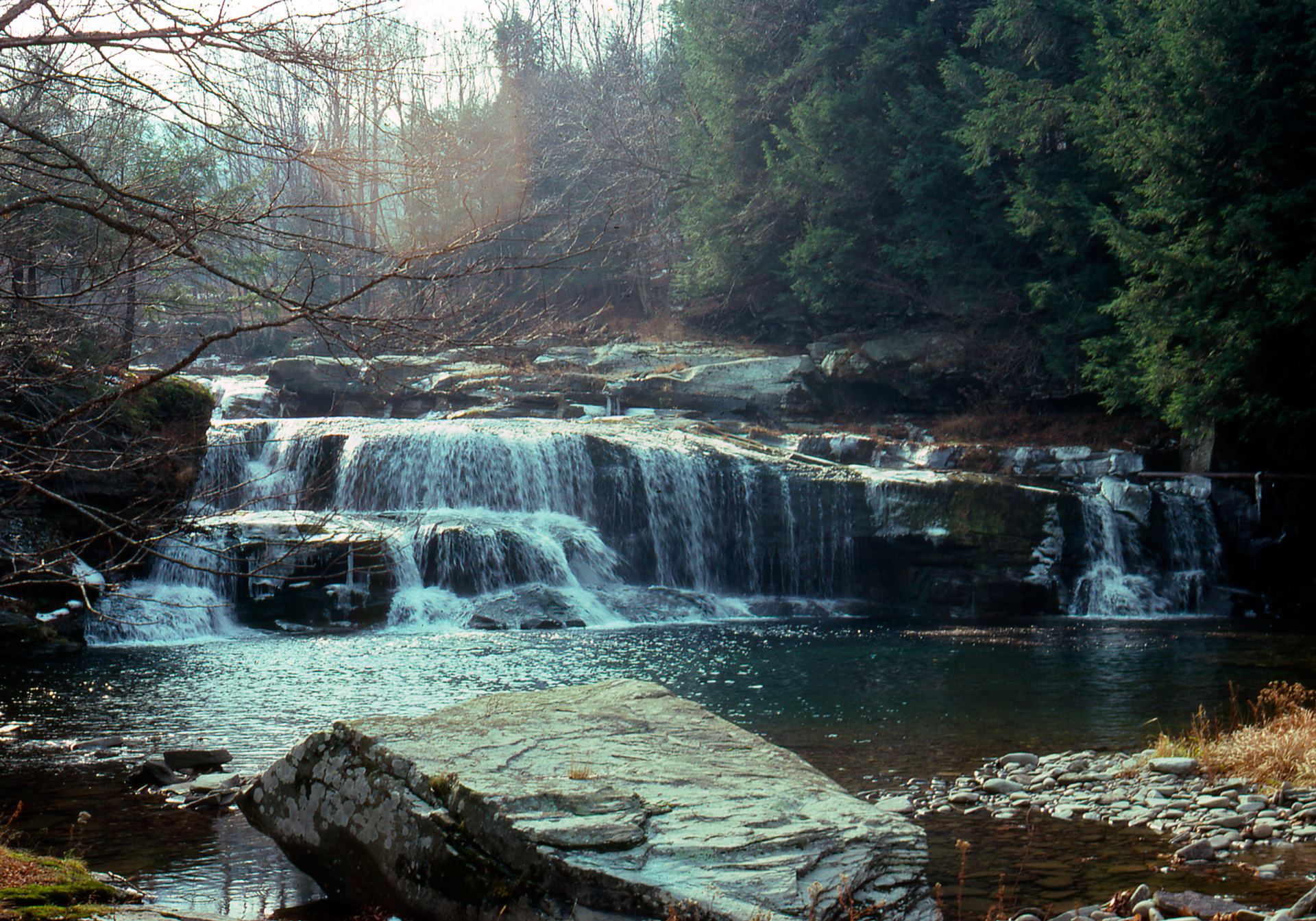 Beaverkill Falls