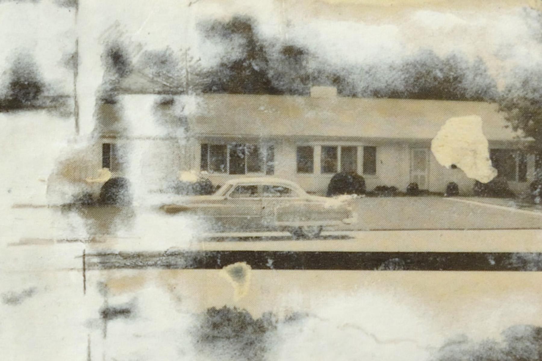Orange #2 (Holiday House) - detail