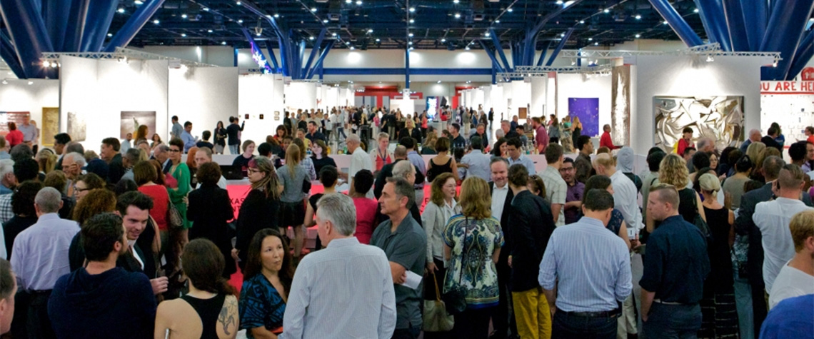 Texas Contemporary Art Fair, Courtesy of Art Market Productions.