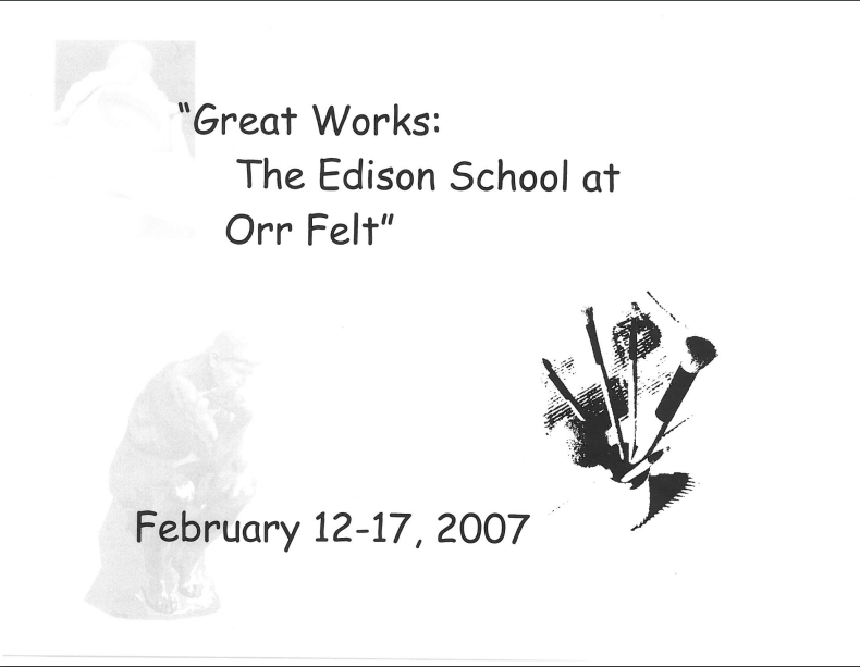 Download the Orr Felt Program  -