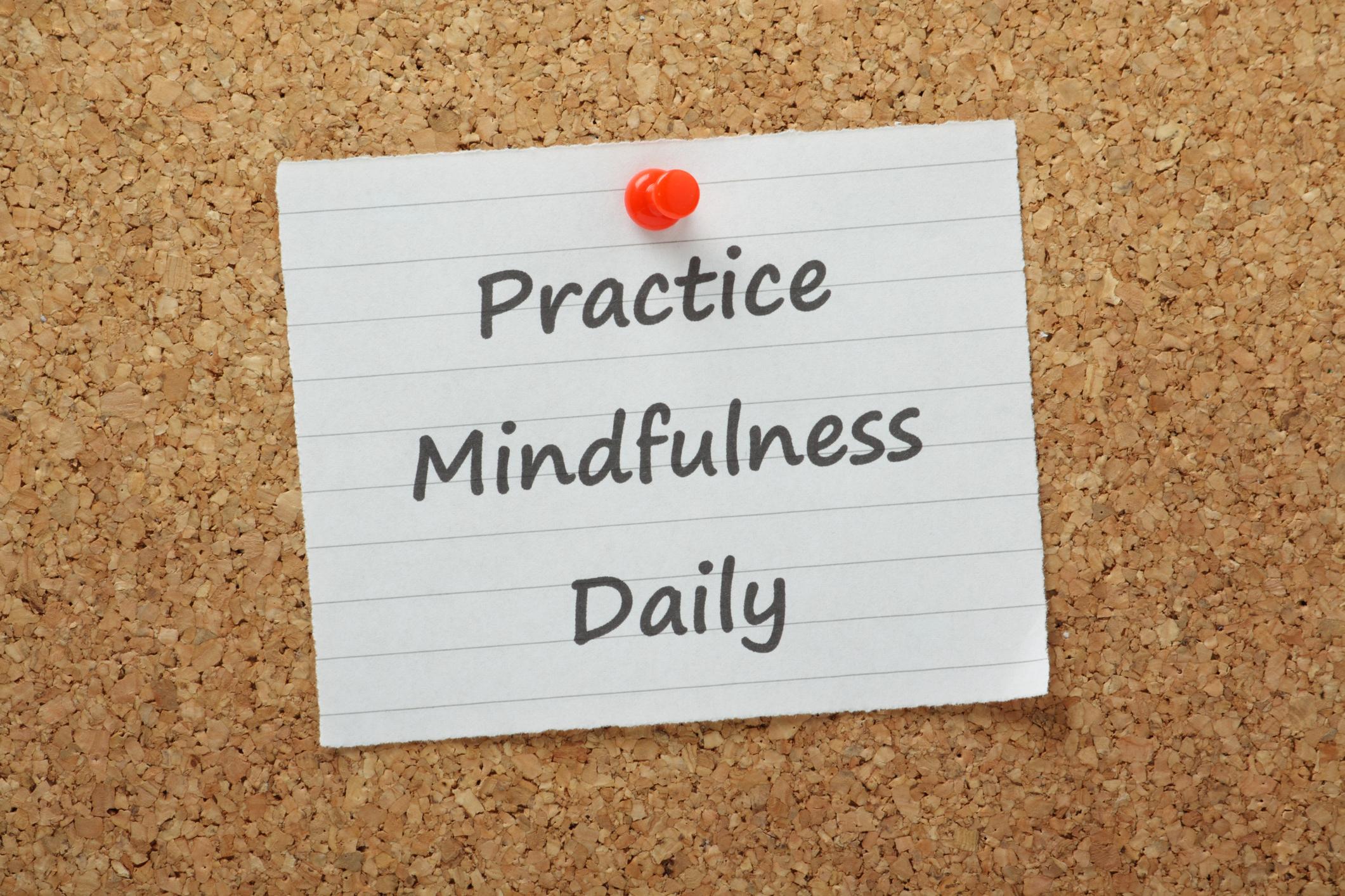 Mindfulness Mediation-Anxiety-Stress