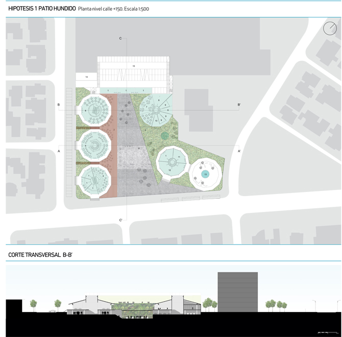 Project 1 - Shopping Los Cobres de Vitacura