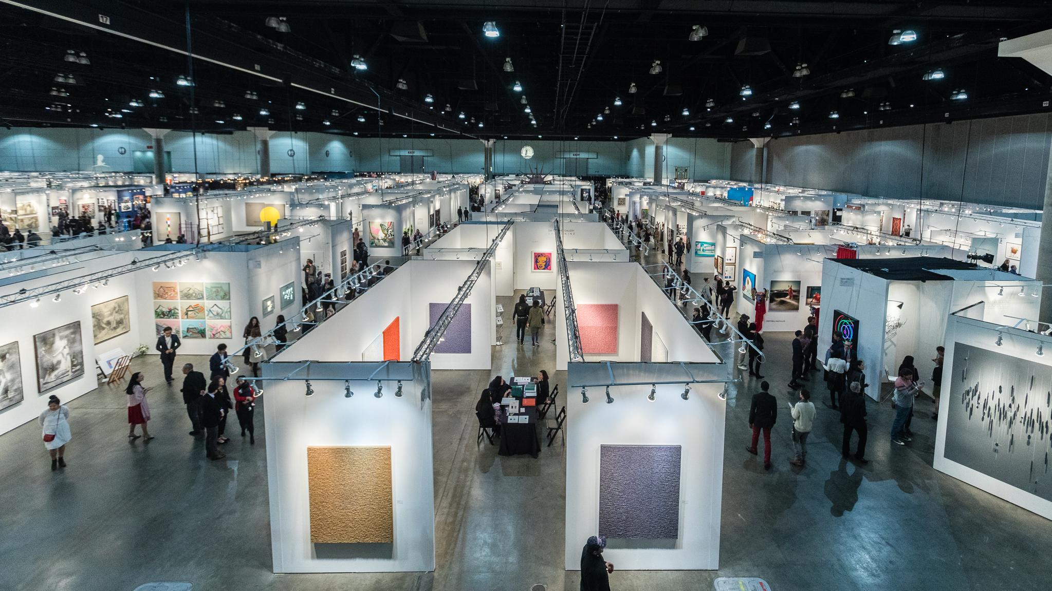 LA Art Show 2018 Exhibitors