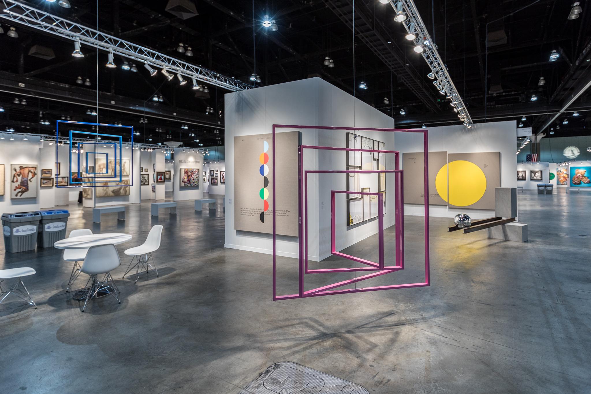 LA Art Show 2018