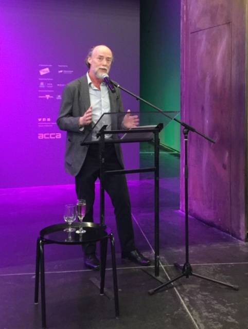 Guest Speaker, artist Bill Henson