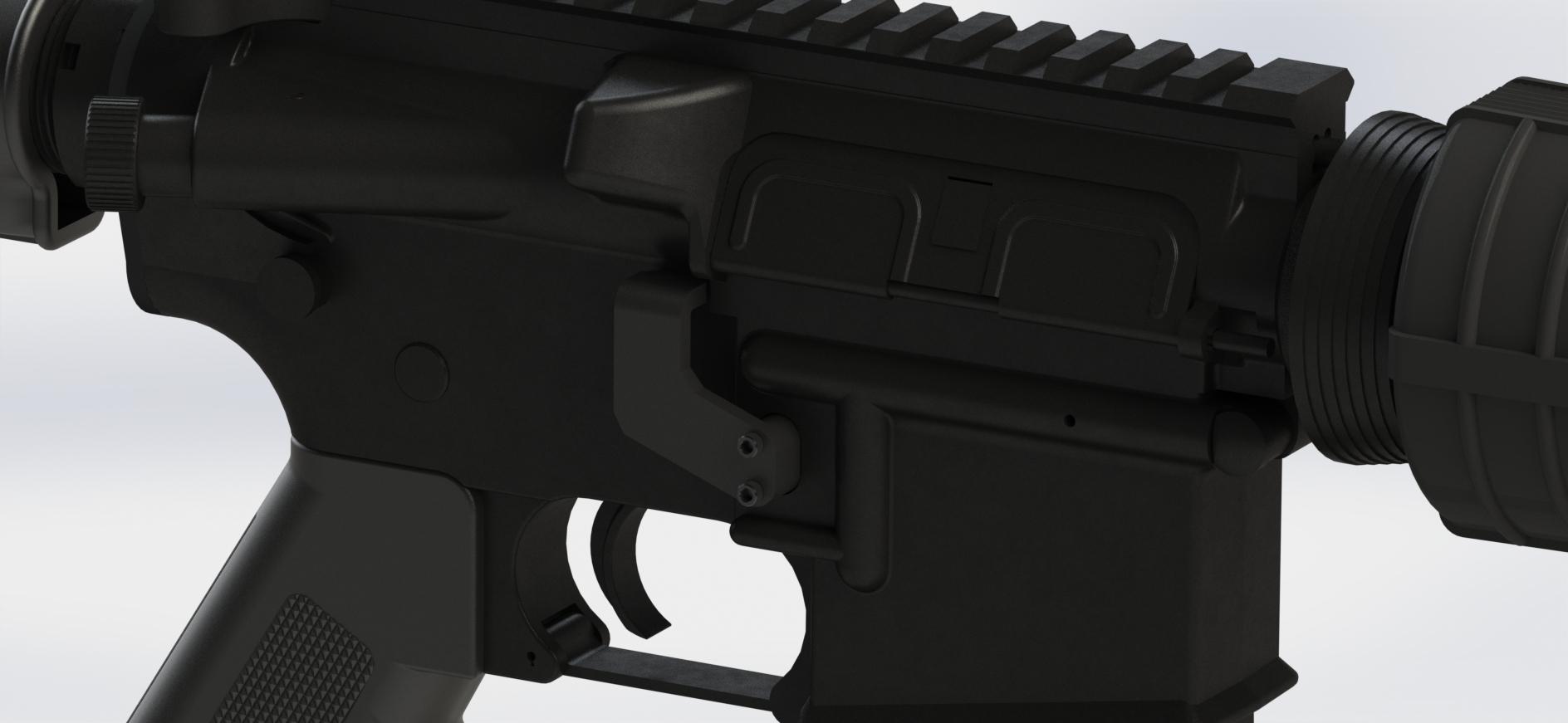 AR-15 with maglock2.JPG