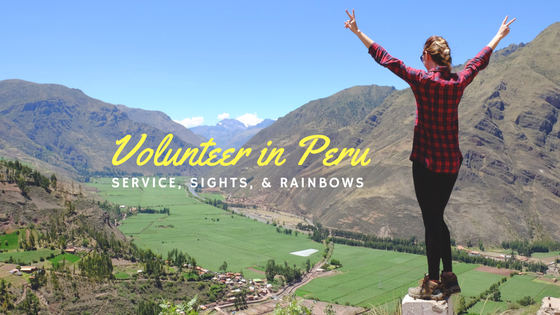 Volunteer in Peru.png