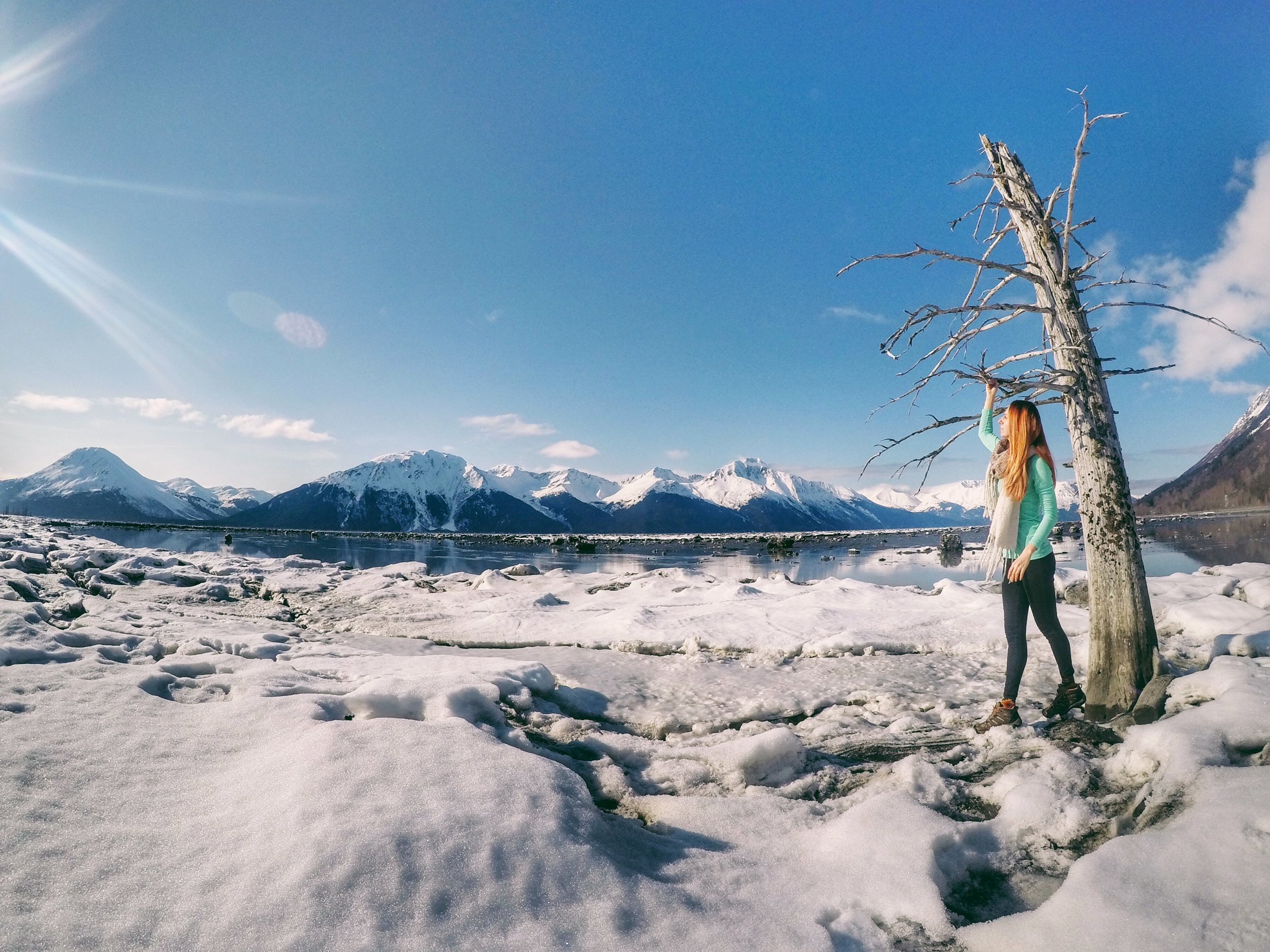 I arrived a day earlier than corey so of course I went exploring with my GoPro. with the sunshine, the weather was quite pleasant, I even took my winter coat off!