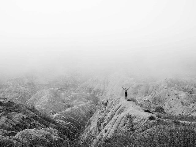 A pessimist sees the difficulty in every opportunity; an optimist sees the opportunity in every difficulty. - Winston Churchill . #badlandsnationalpark #badlands #southdakota #fujixt10 . . . . . . #borderlinesmagazine #worldtravelpics #destinationearth #thebestdestinations #cntraveler #thecuratedcollective #travelingshoot #lifeofadventure #keepexploring #bestdestinations #travelawesome #bestvacations #discoverglobe #findyourownadventures #liveauthentic #traveldeeper #pasteltravels #matadornetwork #bucketlist #mywherever #blackandwhitephotography #bnw #blackandwhite_photos