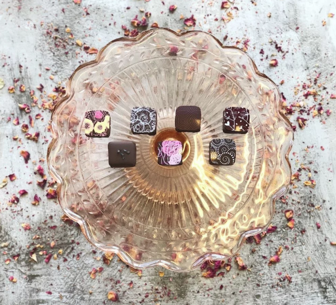 Best Valentine's Day Chocolate Around DC - The Best Places for Valentine's Day Chocolate Around DC
