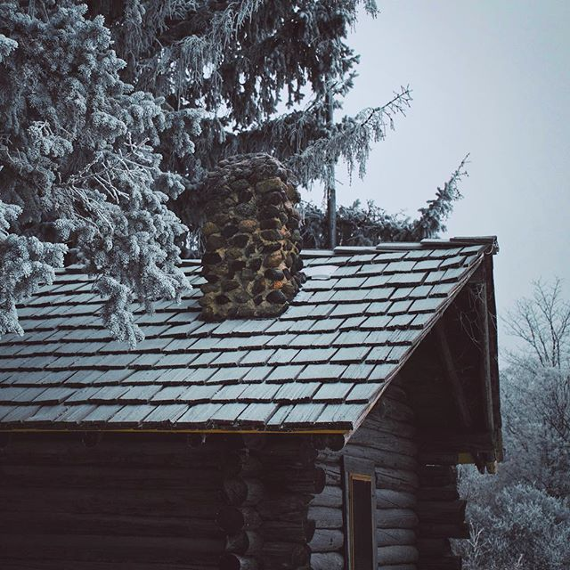 Look for the beauty in your own back yard. 🇨🇦 . . 🇨🇦 #borealnorth #explorecanada #bestofcanada #exploreyourcity #exploremb #greatwhitenorth #hoarfrost #cabinstyle #winterincanada #morden