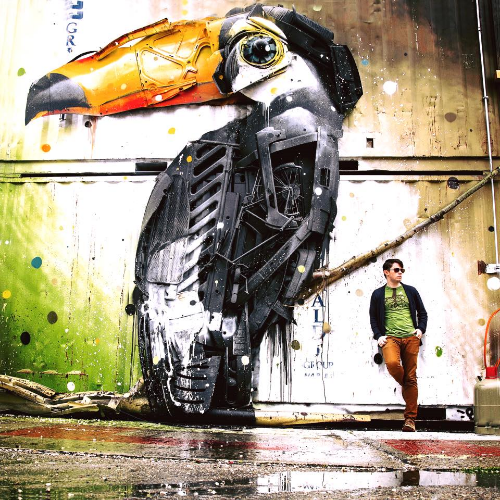 Berlin Toucan