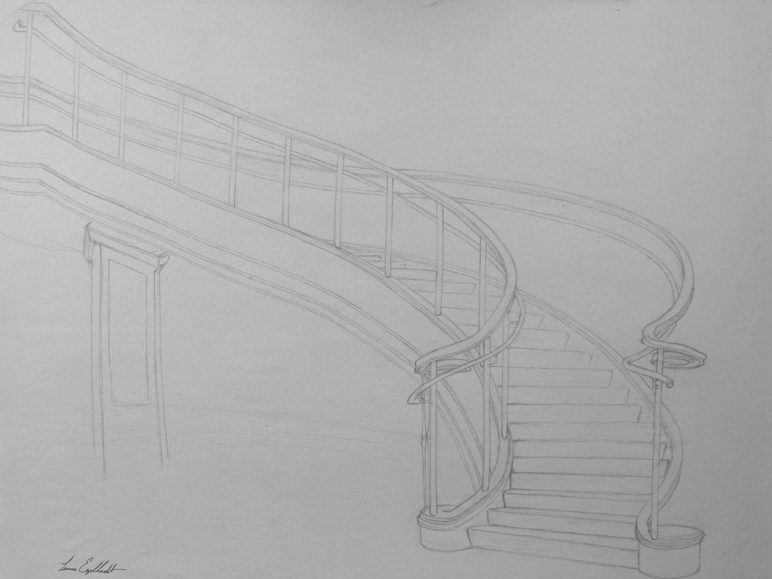Spiral Stair technical study