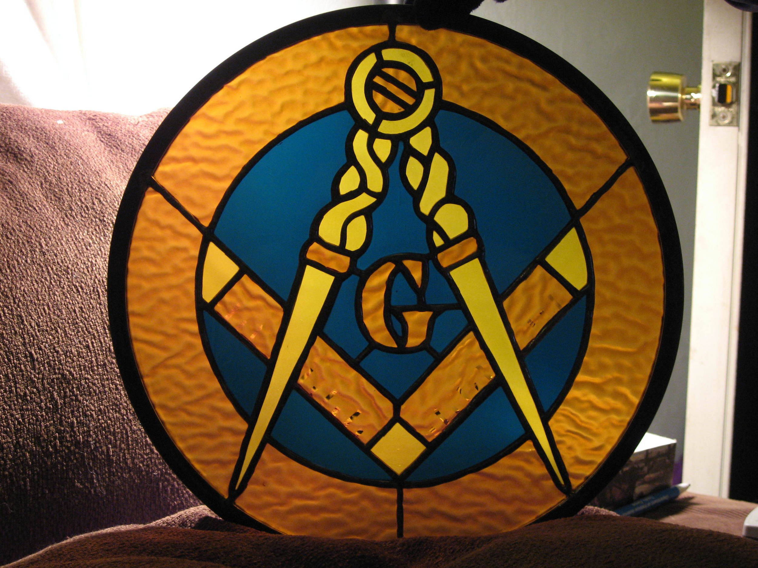 Masonic Window for Nessa