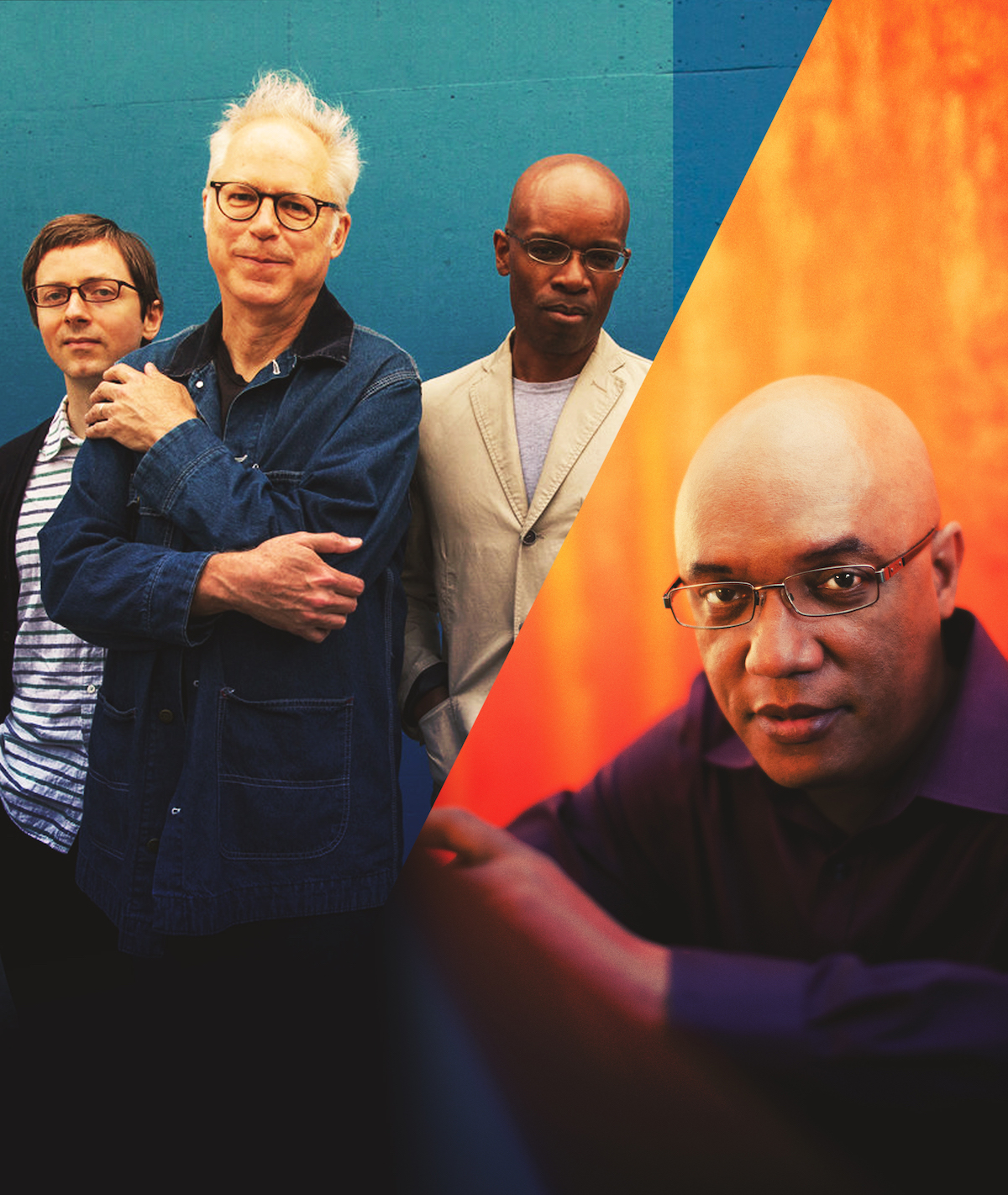 Billy Childs Trio & Bill Frisell