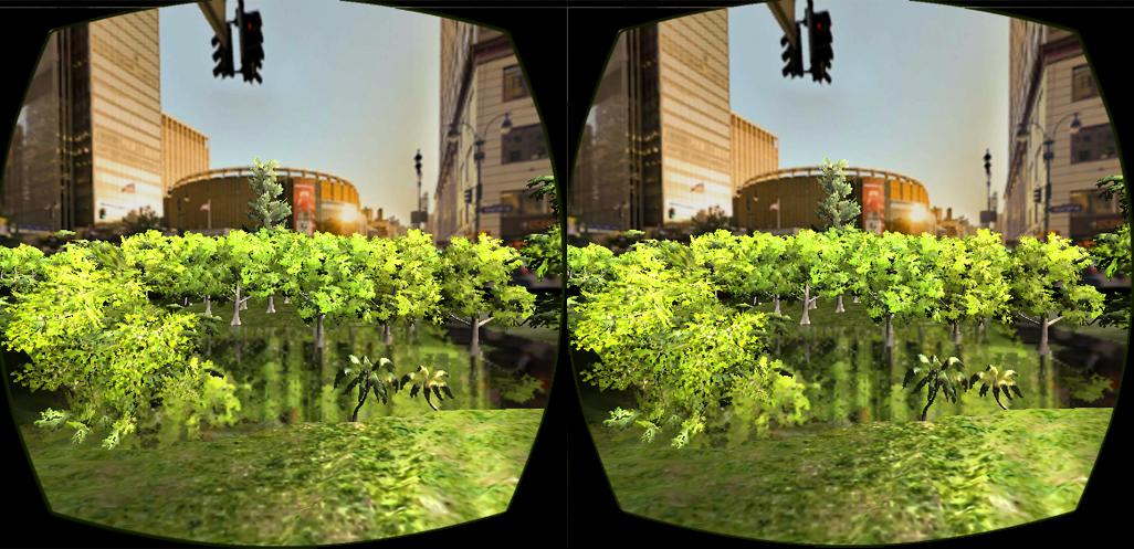 Mannahatta VR (Beta Version), 2016