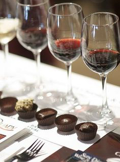 WINE & CHOCOLATE PAIRING