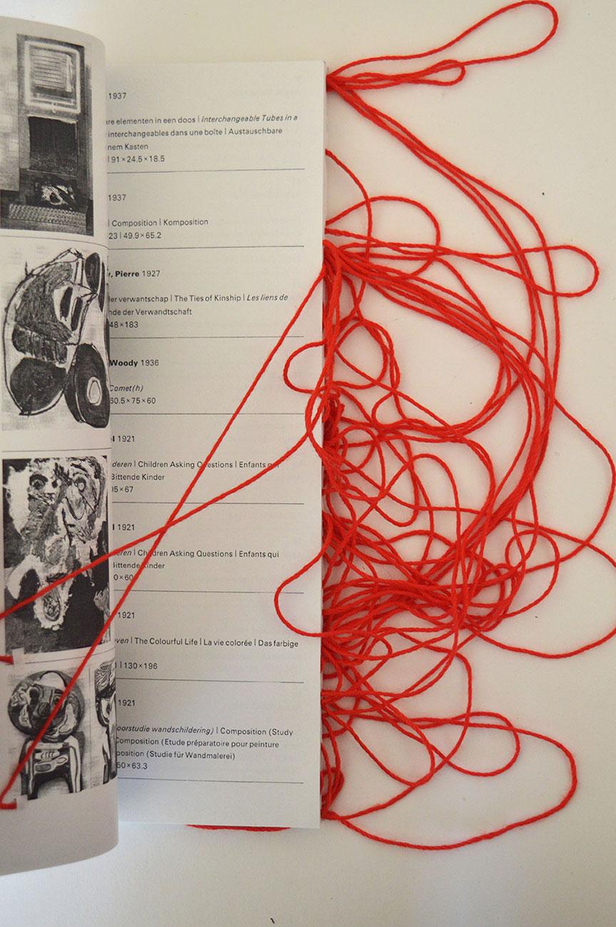 Aude Prevost Design Academy Eindhoven Master Information