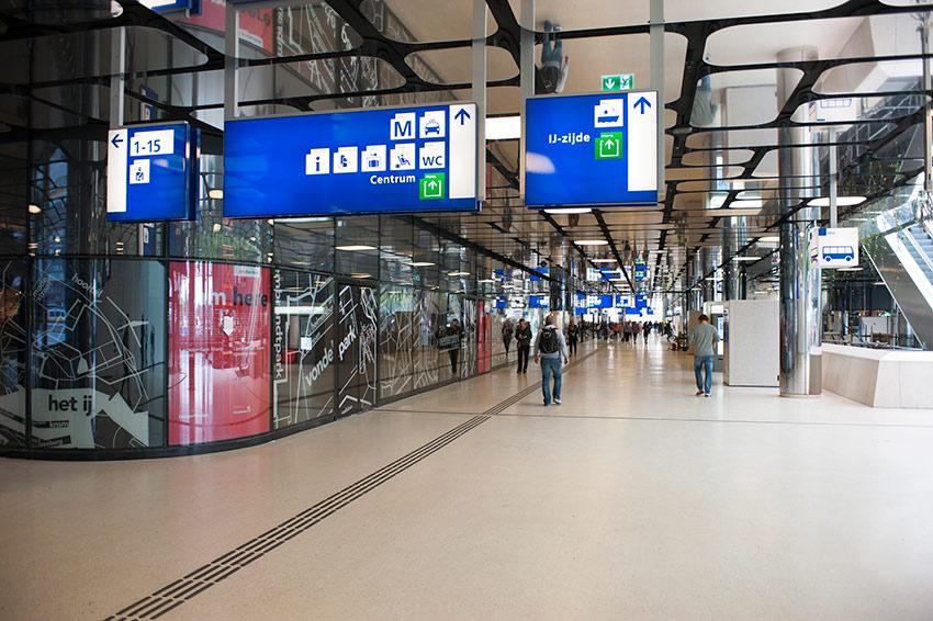 Information system Dutch Railways
