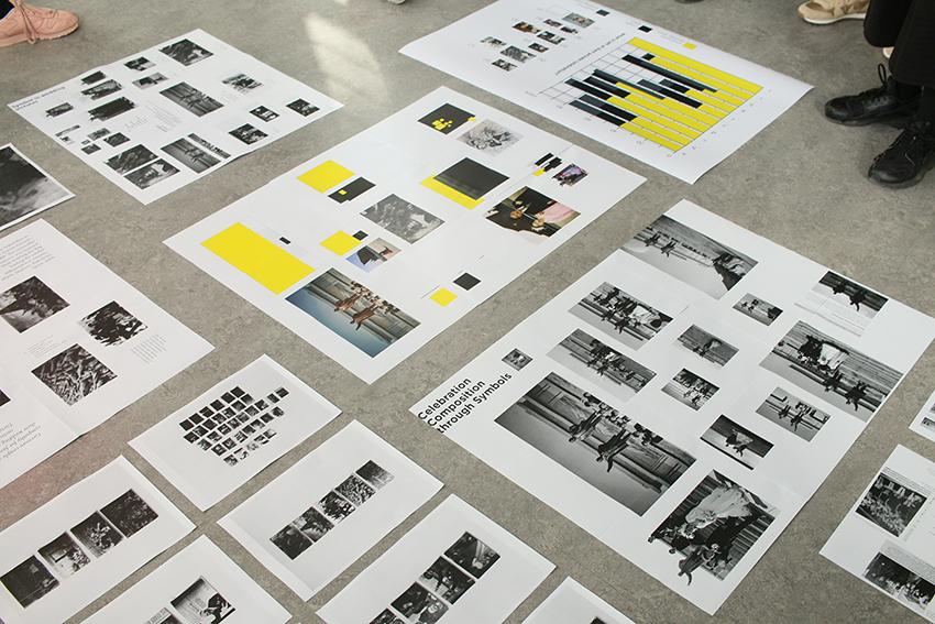International History Book workshop at Design Academy
