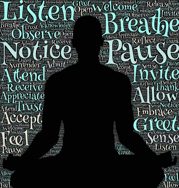 Meditation for relieving stress and overthinking