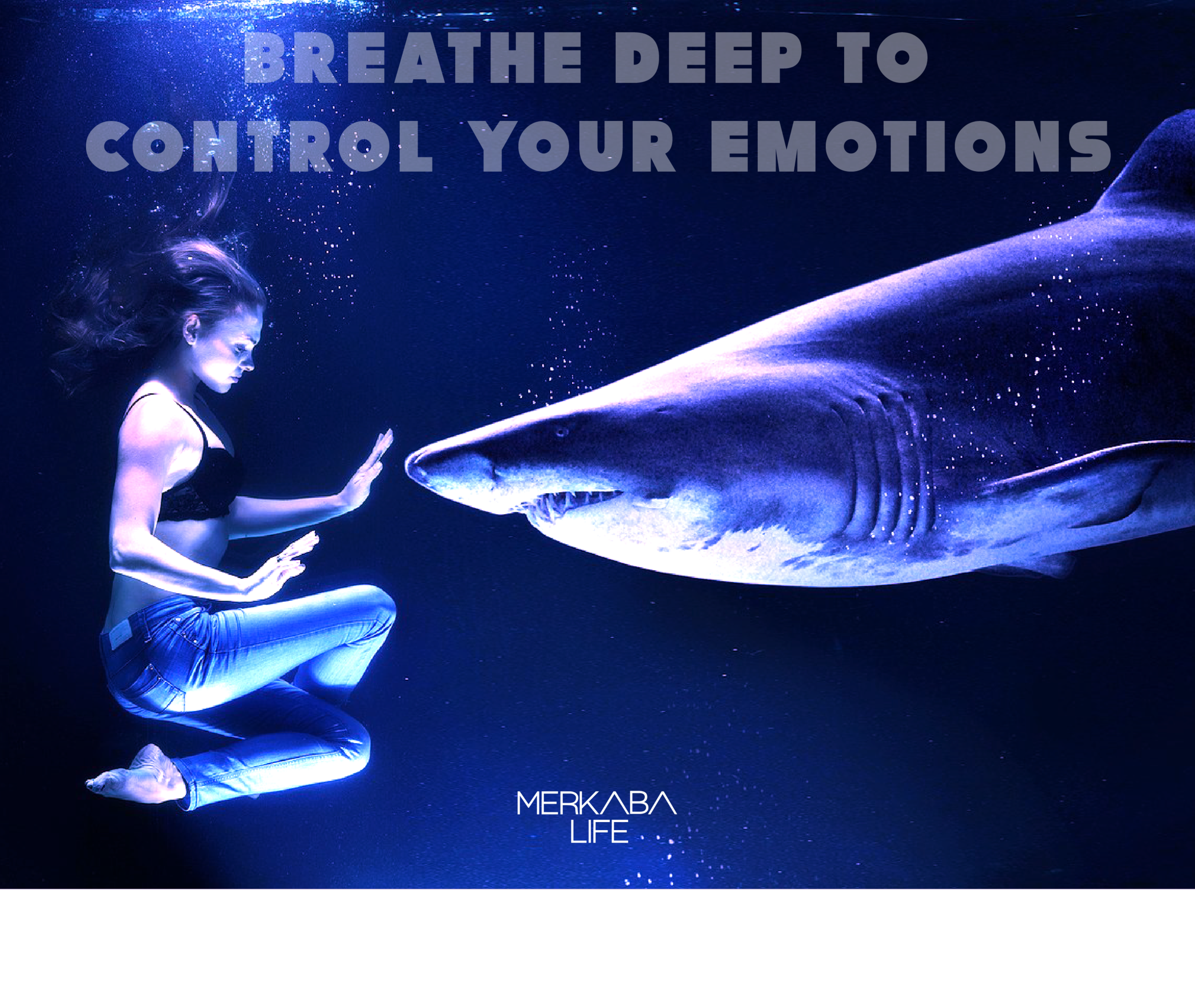 Take back control of your emotions with the rhythm of your breath.