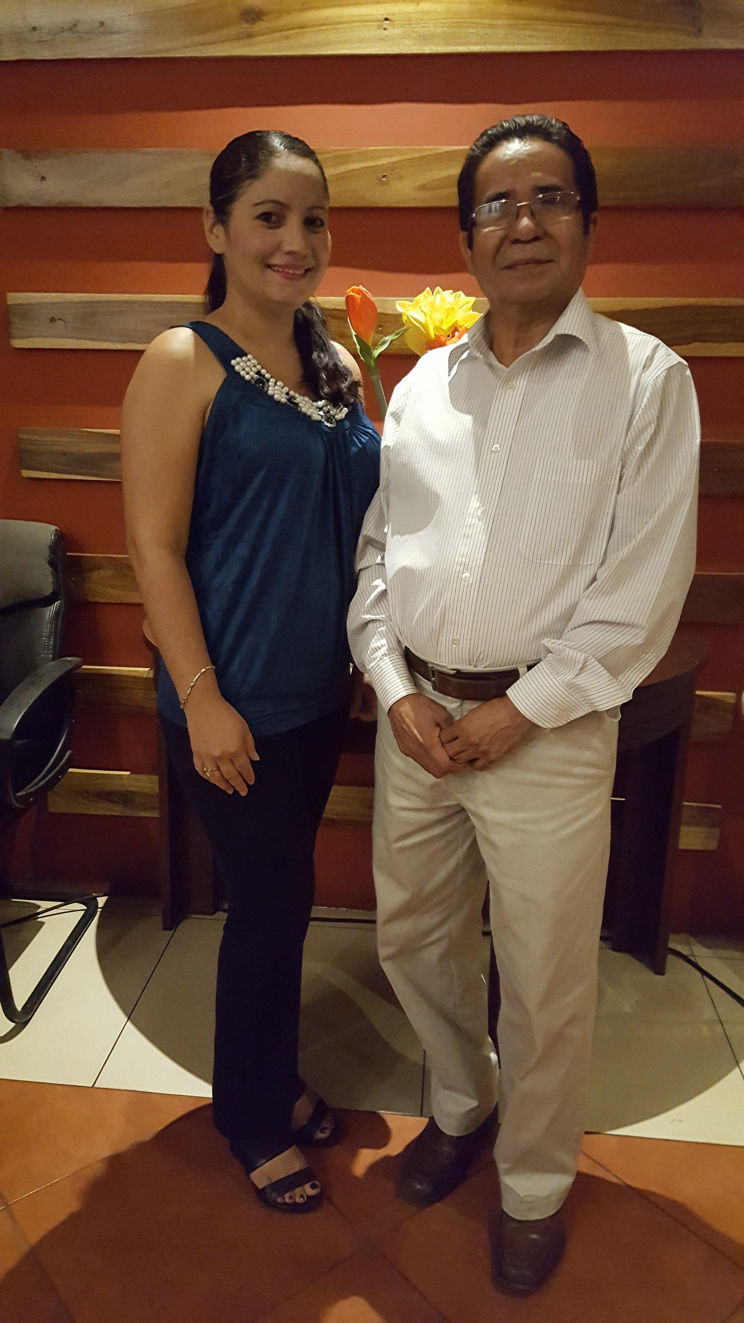 Ing. Milena del Carmen Leiva Zamora   Logistic and Volunteer Committee