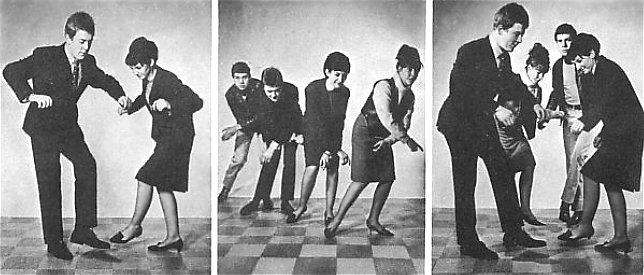 Instrucciones para bailar el shake