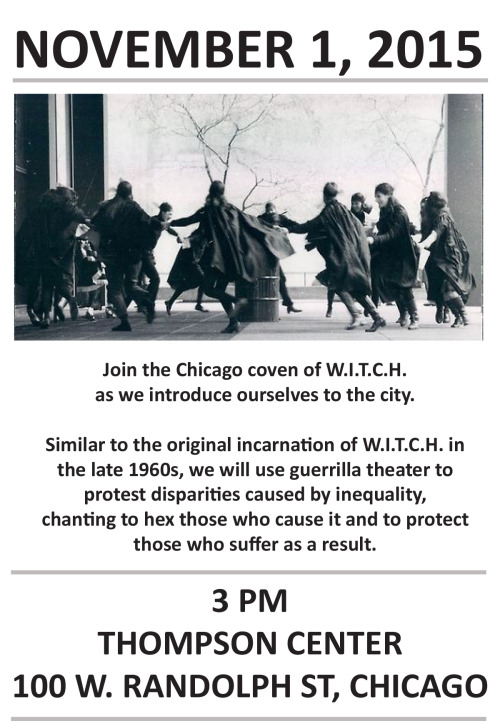 Cartel de las nuevas W.I.T.C.H.