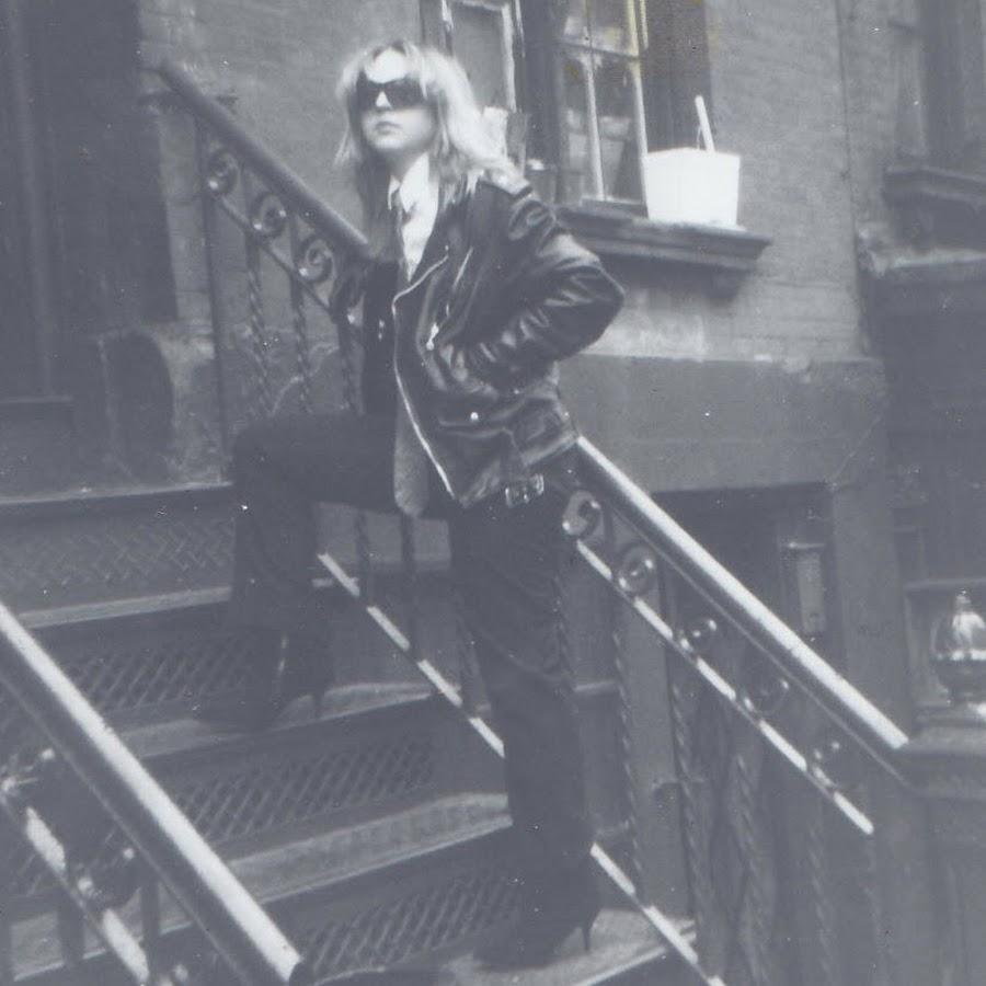 Lisa B. Falour, en Nueva York, a comienzos de los años ochenta