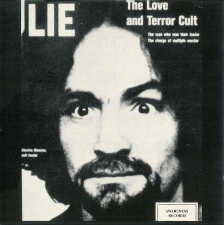 Primera edición de  Lie  (Awareness Records)
