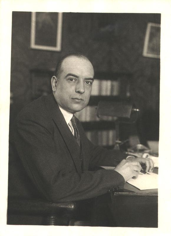 El periodista Carlos Esplá
