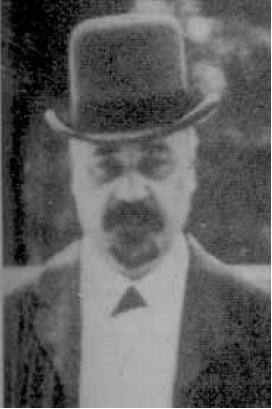 Una de las pocas imágenes de Rachkovsky