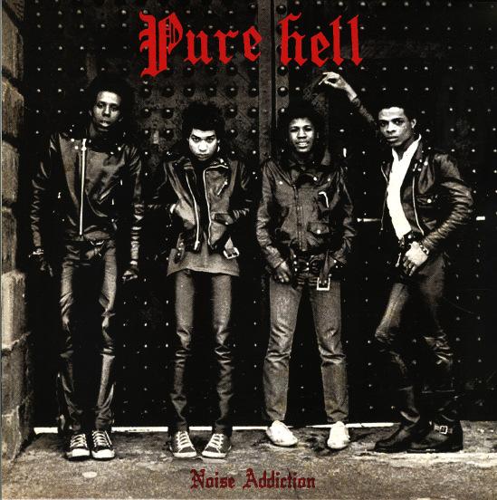 Pure Hell, Noise Addiction  (Beat Generation / La Felguera / Agente Provocador, 2016)