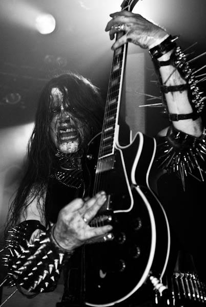 Infernus, guitarrista de Gorgoroth