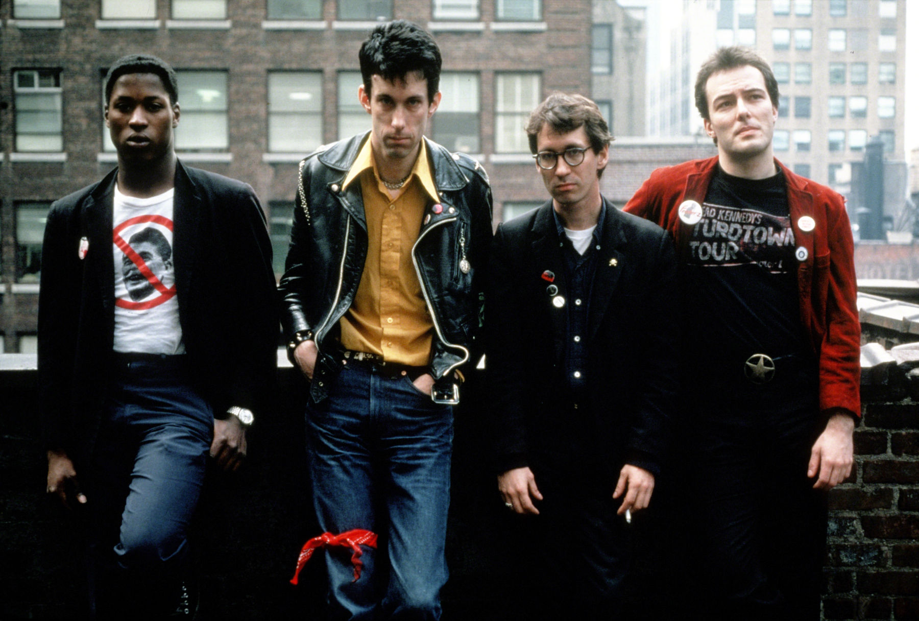 Dead Kennedys (Getty Images)