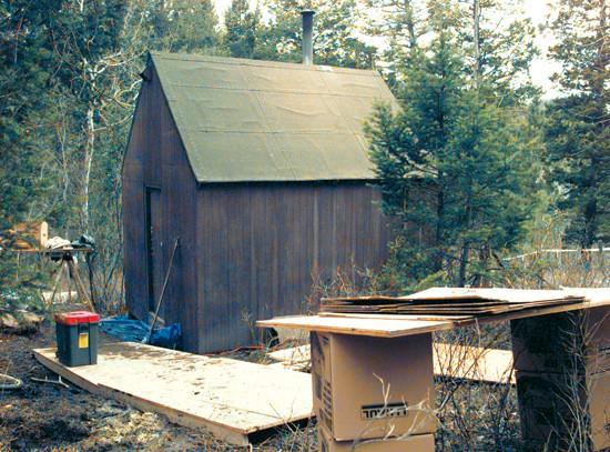 La cabaña de Unabomber en Lincoln
