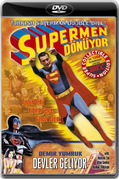 Las aventuras de  Superman  turco