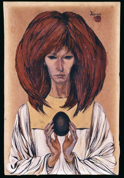 Black Egg , Marjorie Cameron