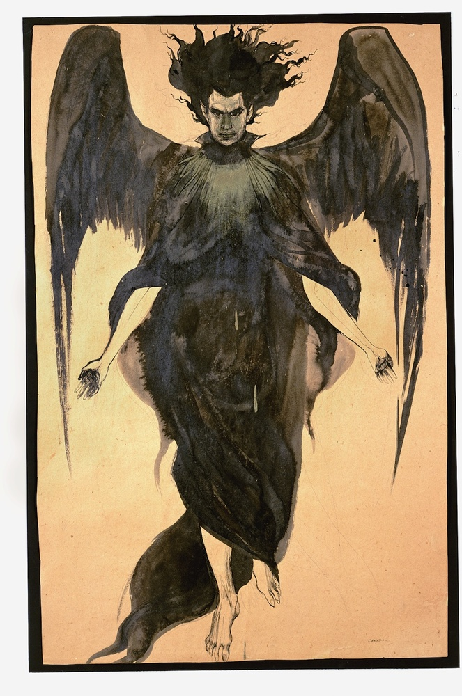 Dark Angel, Marjorie Cameron