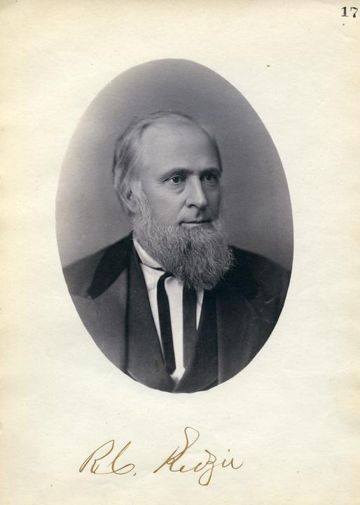 Robert Kedzie