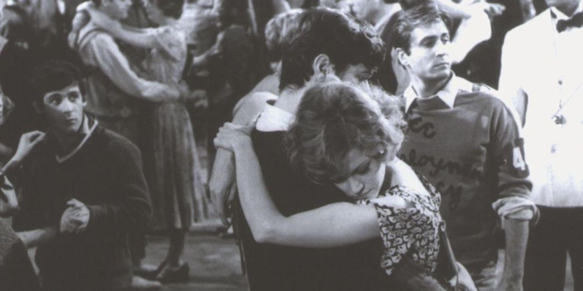 Fotograma de la película  Danzad, danzad, malditos  (Sydney Pollack, 1969), adaptación de la novela de Horace McCoy  ¿Acaso no matan a los caballos?  (1935)